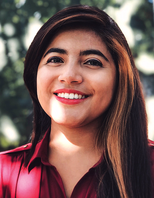 Ana Gabriela Larios - Software EngineerLeidos