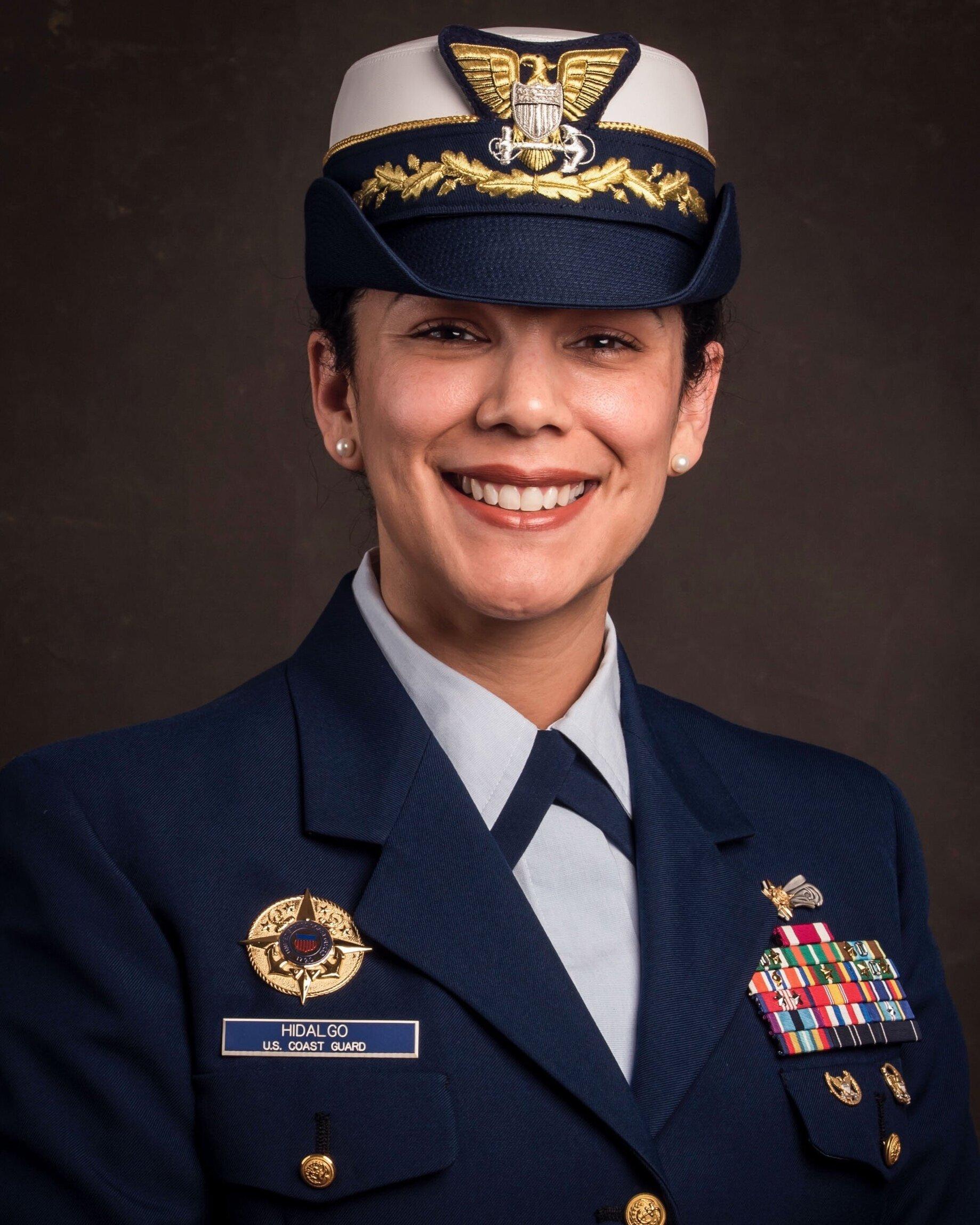 Professional Achievement -Level ICDR AngelinaHidalgo - Chief, Intelligence DepartmentCoast Guard Cyber CommandU.S. Coast Guard