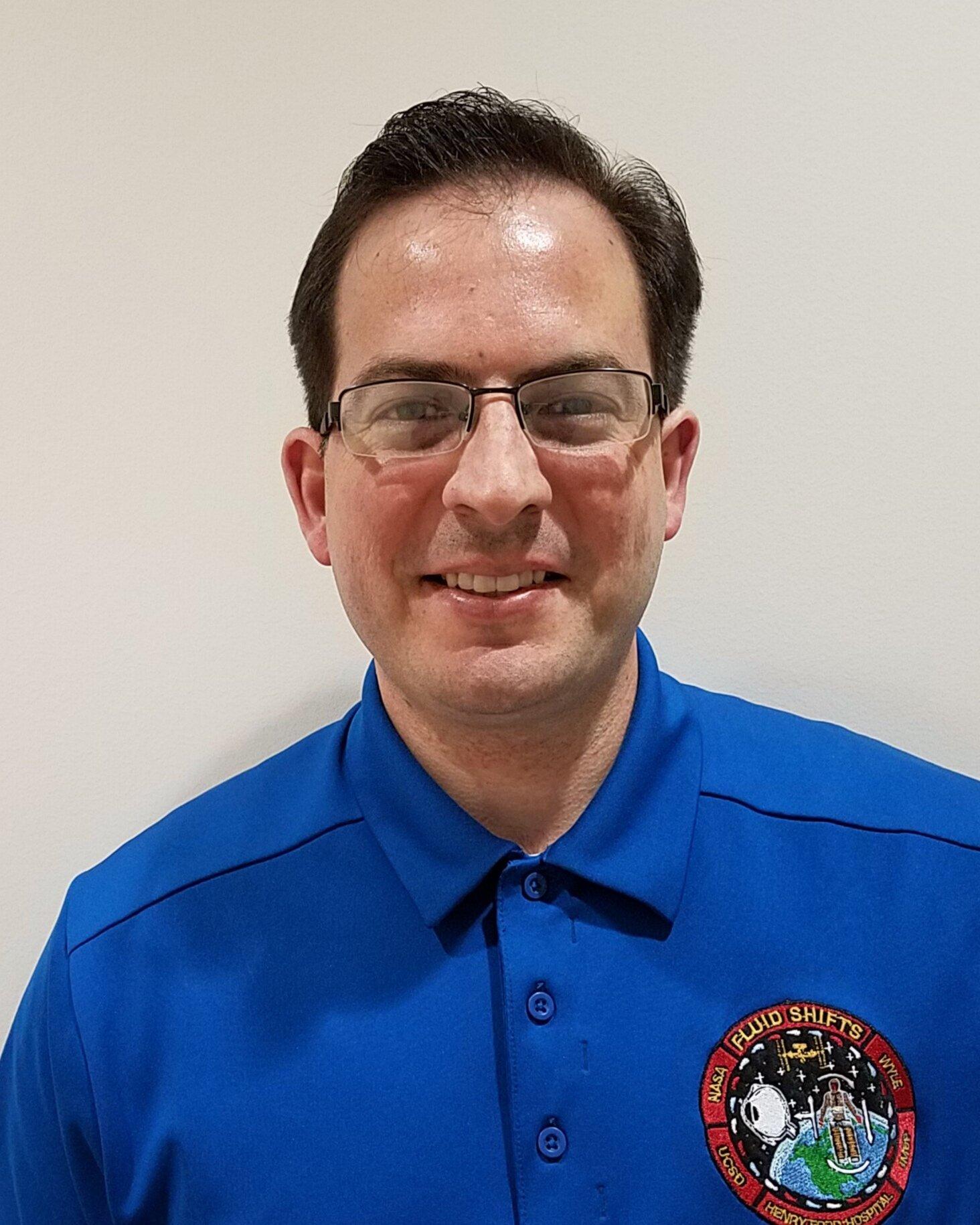 MOST PROMISINGSCIENTIST -PH.D.Brandon R.Macias - Senior ScientistLead Cardiovascular and Vision LaboratoryNASA Johnson Space Center