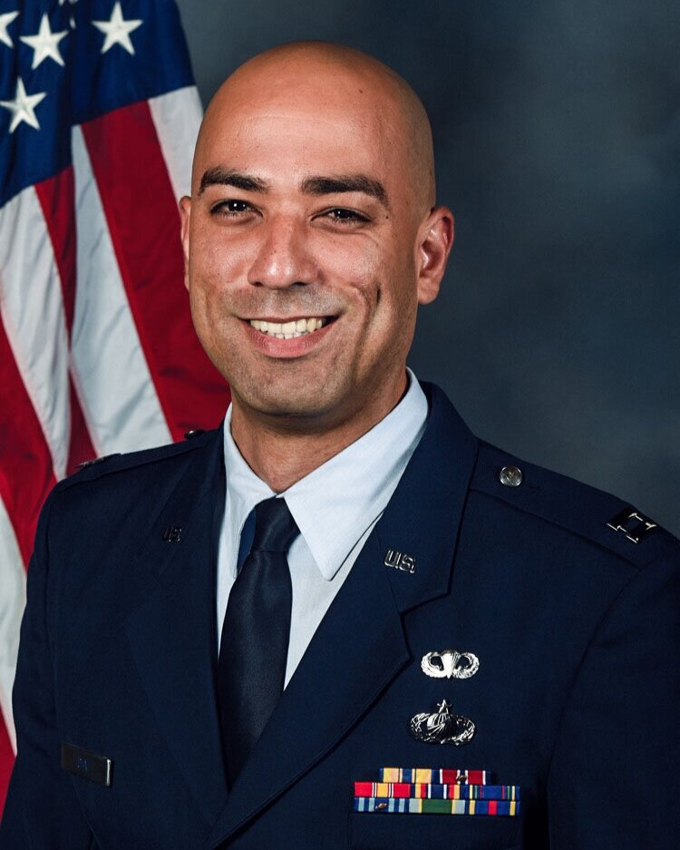 Capt. Jorge E.Diaz - Lead GPS Aviation Systems Engineer Space and Missile Systems CenterLos Angeles Air Force BaseU.S. Air Force