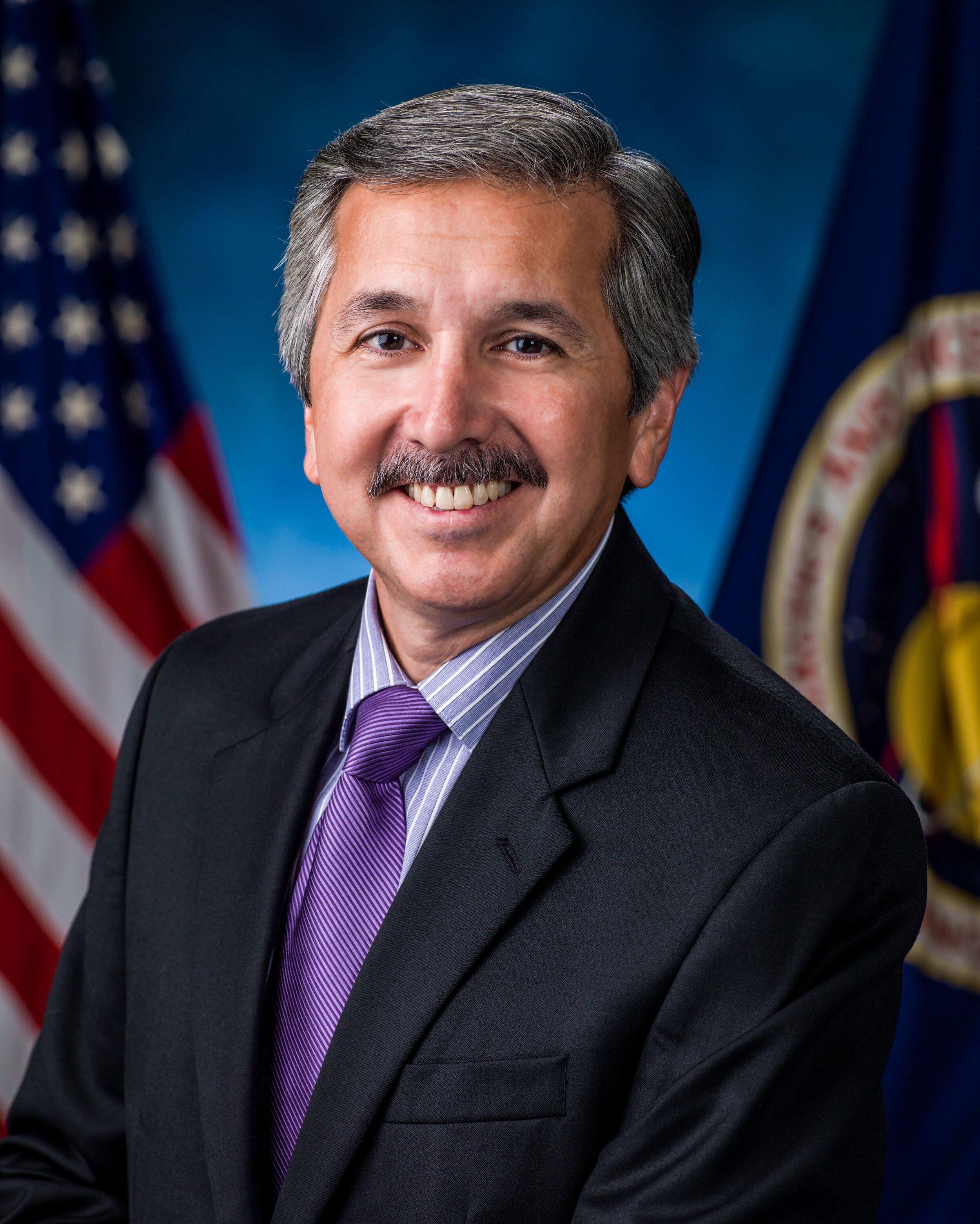Robert A. Villarreal - ChiefProject Management BranchNASA Johnson Space Center
