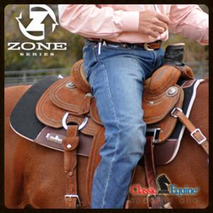 Classic Zone Felt Saddle Pad