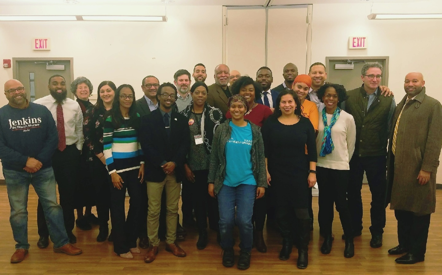 The 2018 All-In-Pittsburgh cohort
