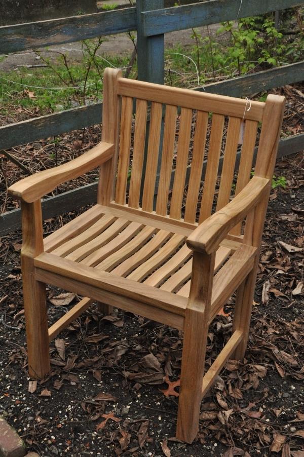 "Taman Arm Chair  Price: $245  23""W x 20.5""D x 36""H"