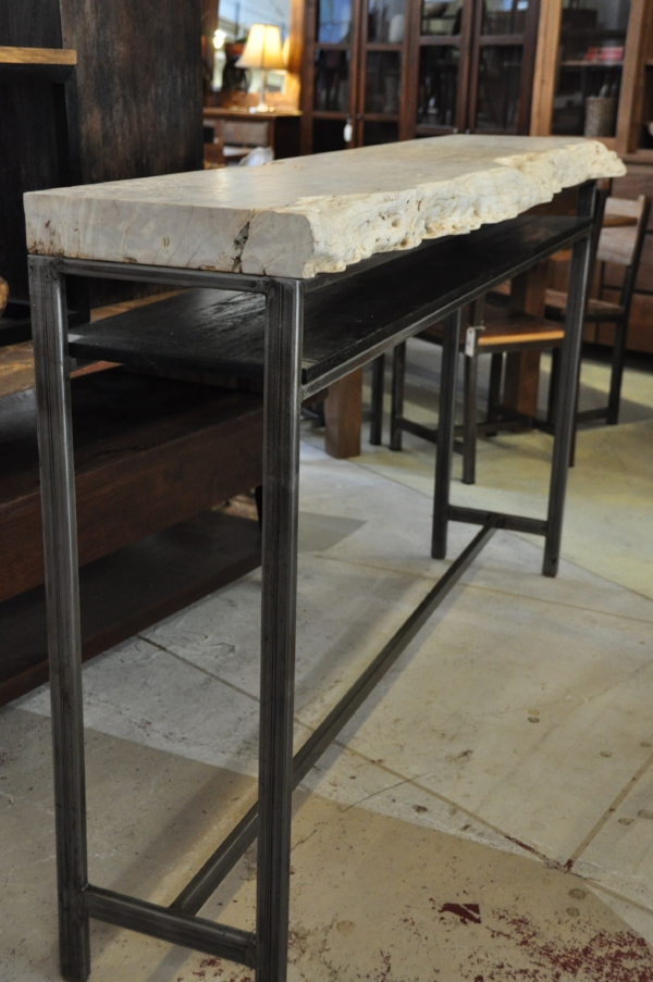 "Lychee Bar Table     Price: $1,366   71""L x 15""D x 42""H"
