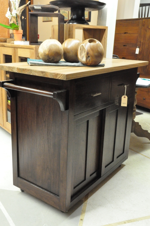 "Roda Kitchen Cabinet     Price: $775   44""L x 20""D x 36""H"