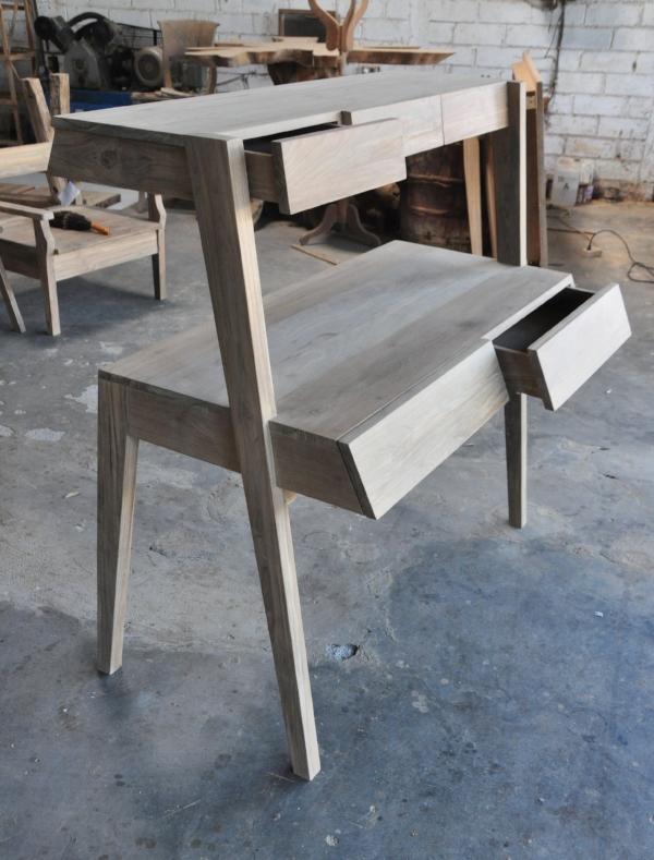"Tajam Desk     Price: $1,288   47""L x 26""D x 47""H"