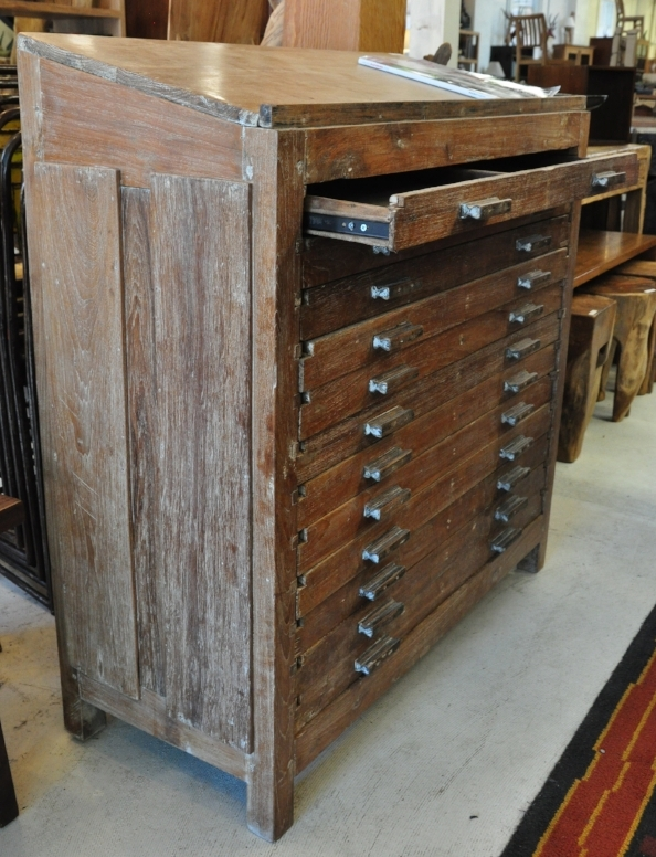 Drafting Table    Price: Approx. $795   Antique, so dimensions vary