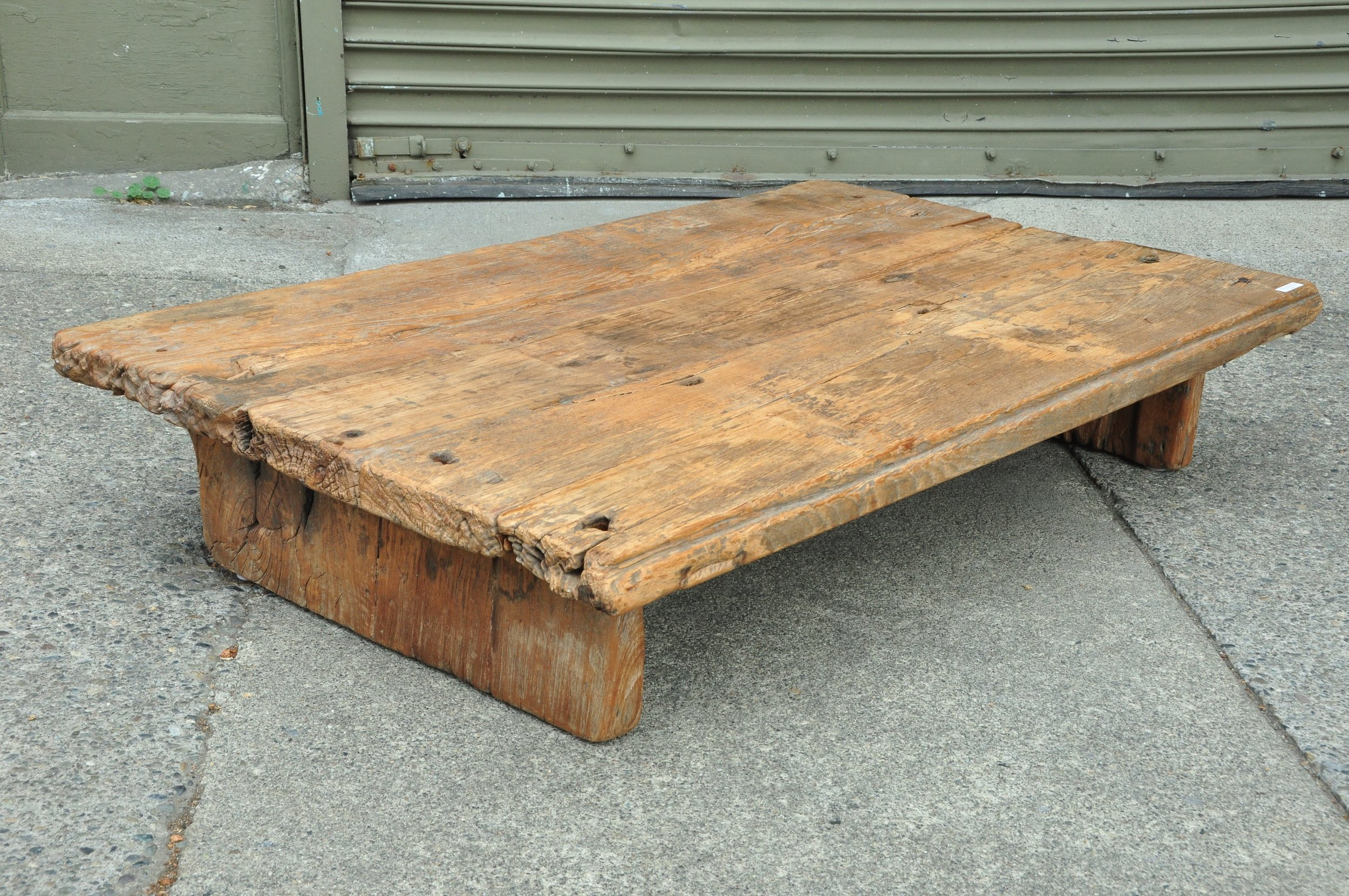 "Kampung Coffee Table  46""W x 31""D x 9""H Price: $415  47""W x 30""D x 9""H Price: $439  47""W x 30""D x 14""H Price: $484"
