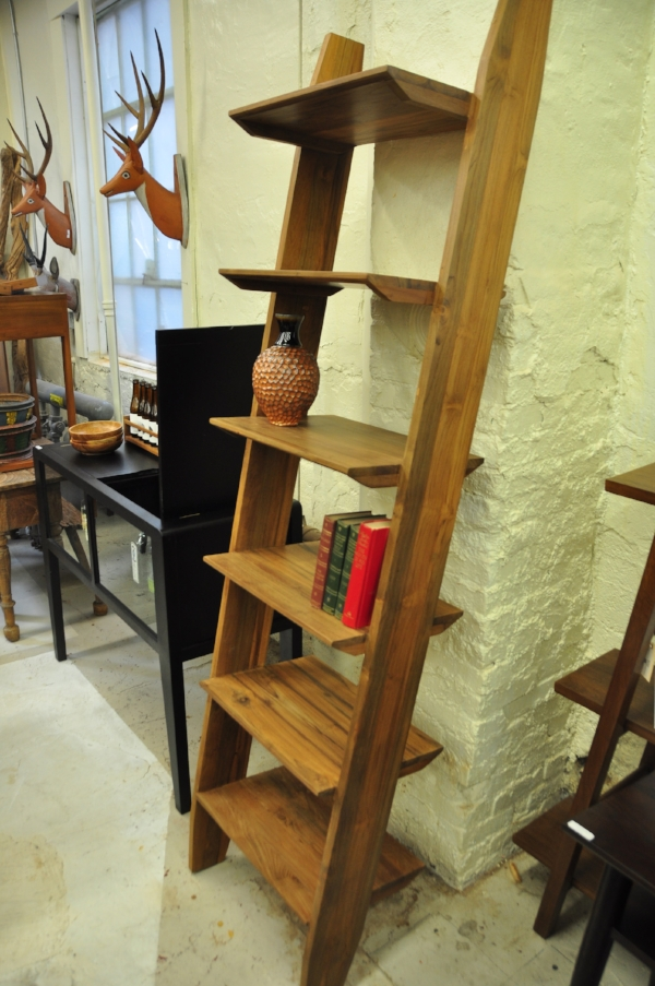 "Cagak Bookshelves   23""W x 14""D x 86""H   Price: $883"