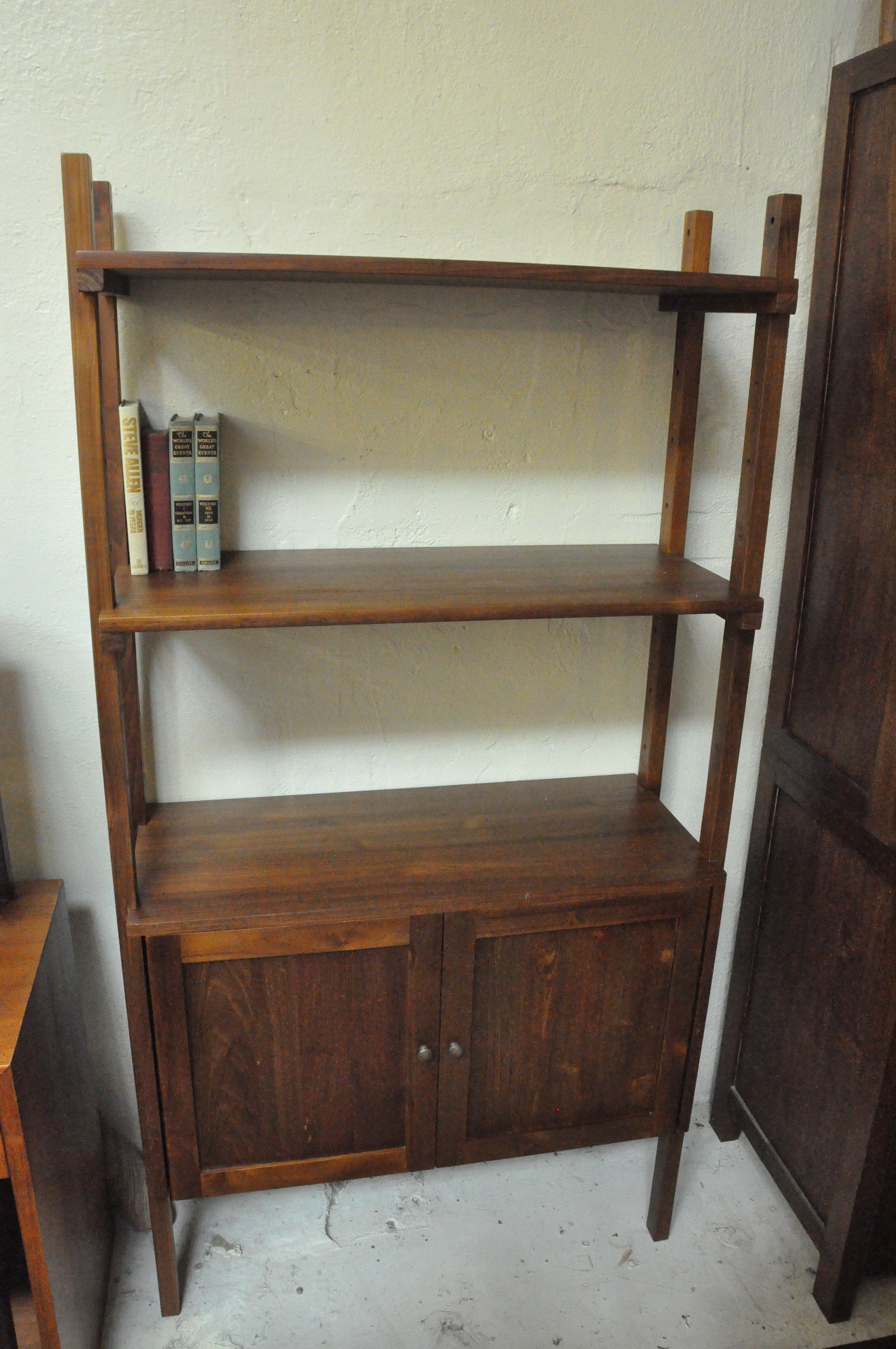 "Kurus Bookshelves   36""W x 15""D x 70""H   Price: $1,100"