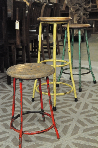 Warung Stool  Price: $65+  Sizes vary