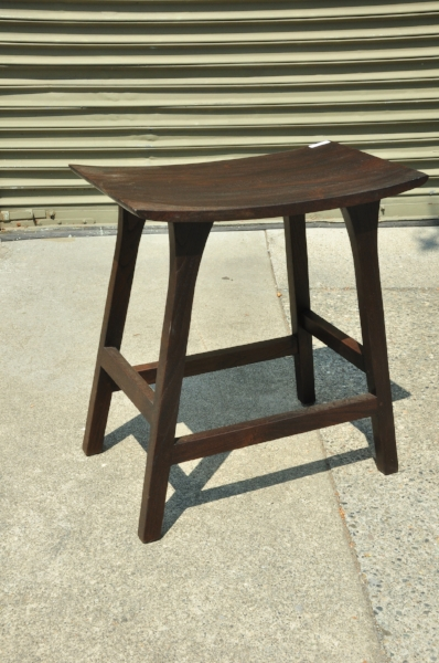 "Awan Counter Stool  Price: $295  22""W x 13""D x 24""H"