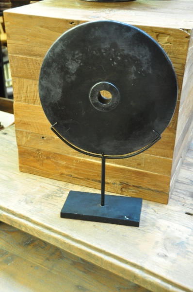 Round Stone on A Stand  $115