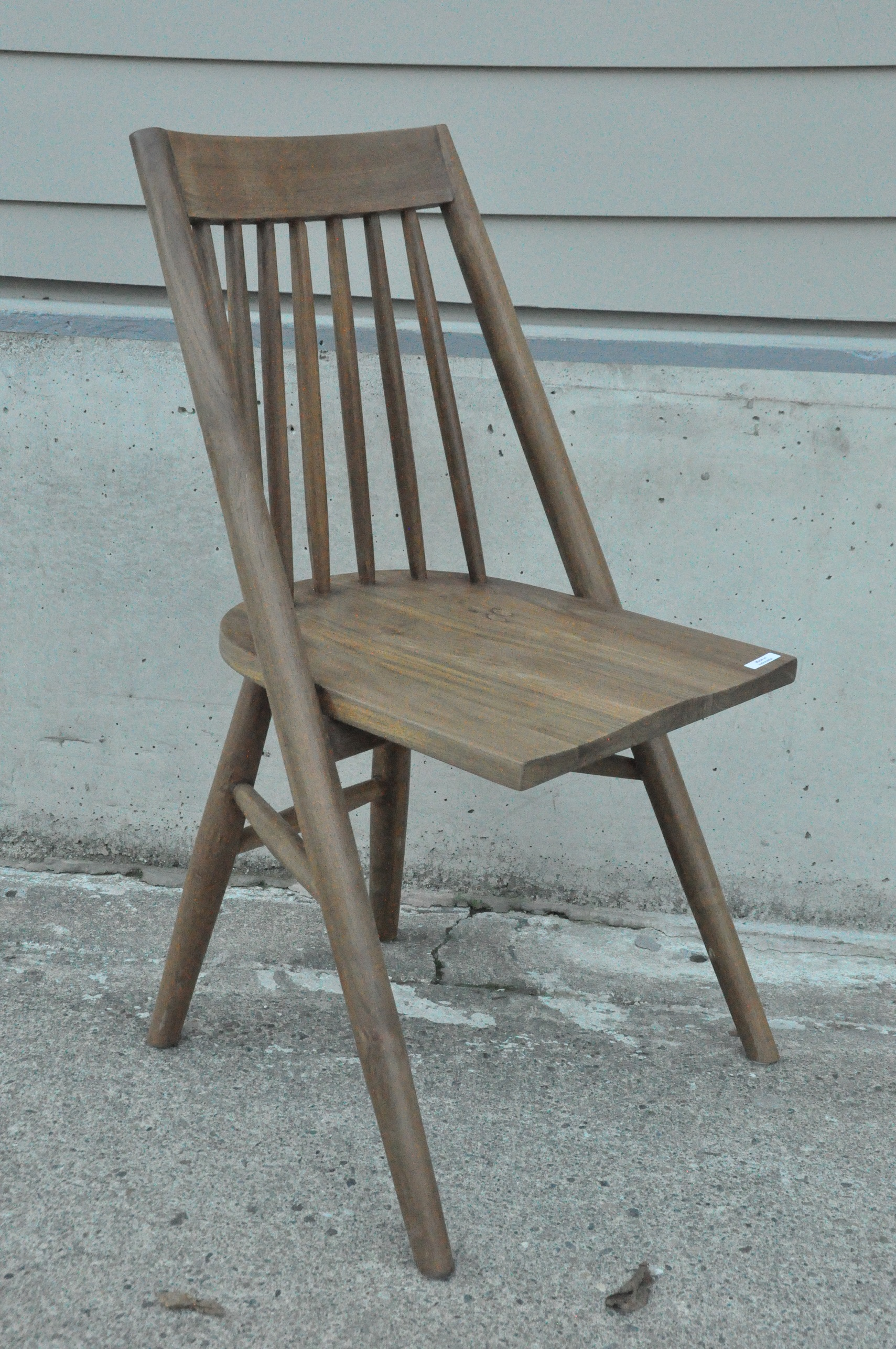"Desa Side Chair  20""Wx22""Dx35""H  Price: $250"
