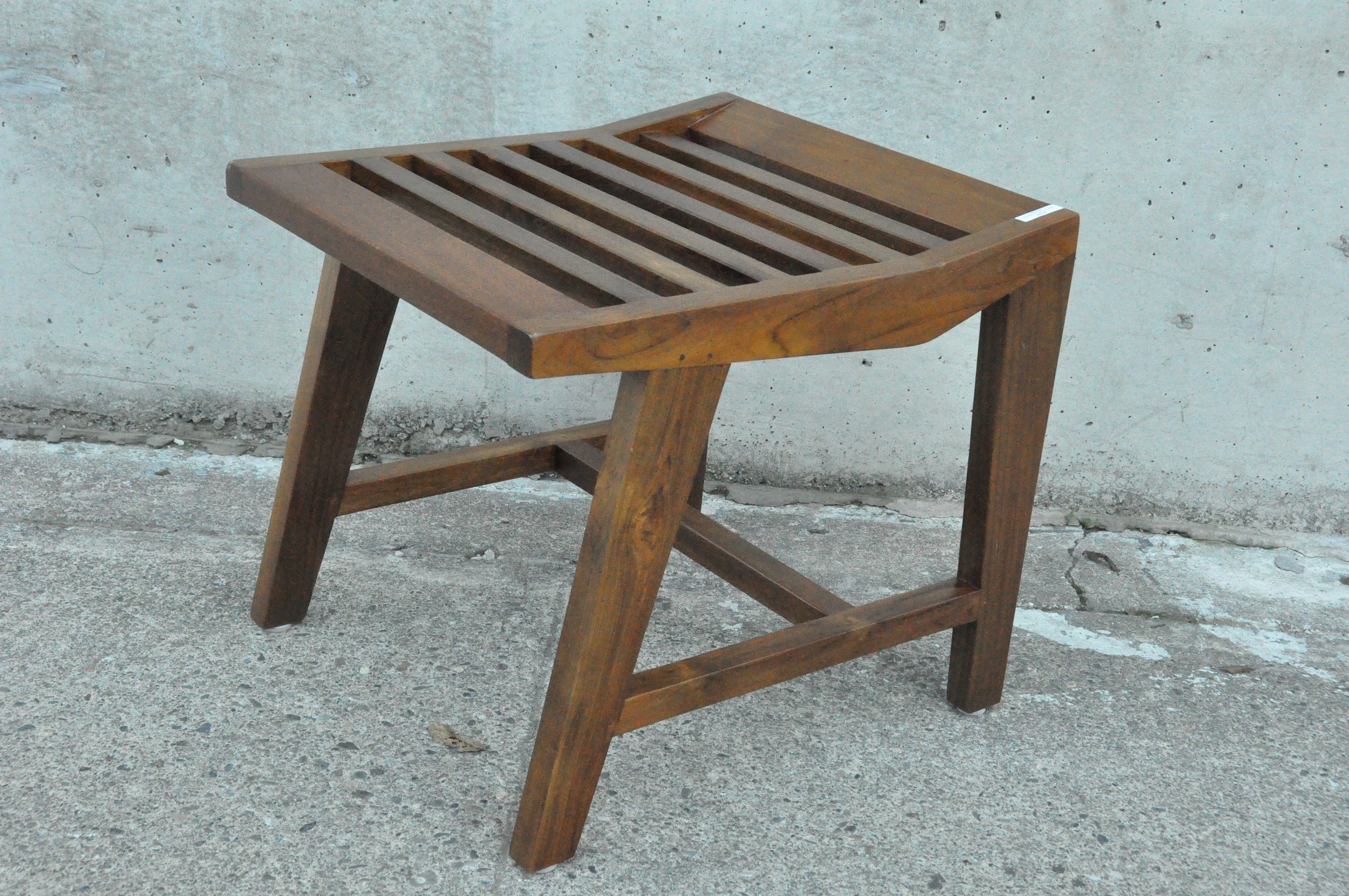 "Sudut Stool  18.5""Wx21""Dx18""H  Price: $189"