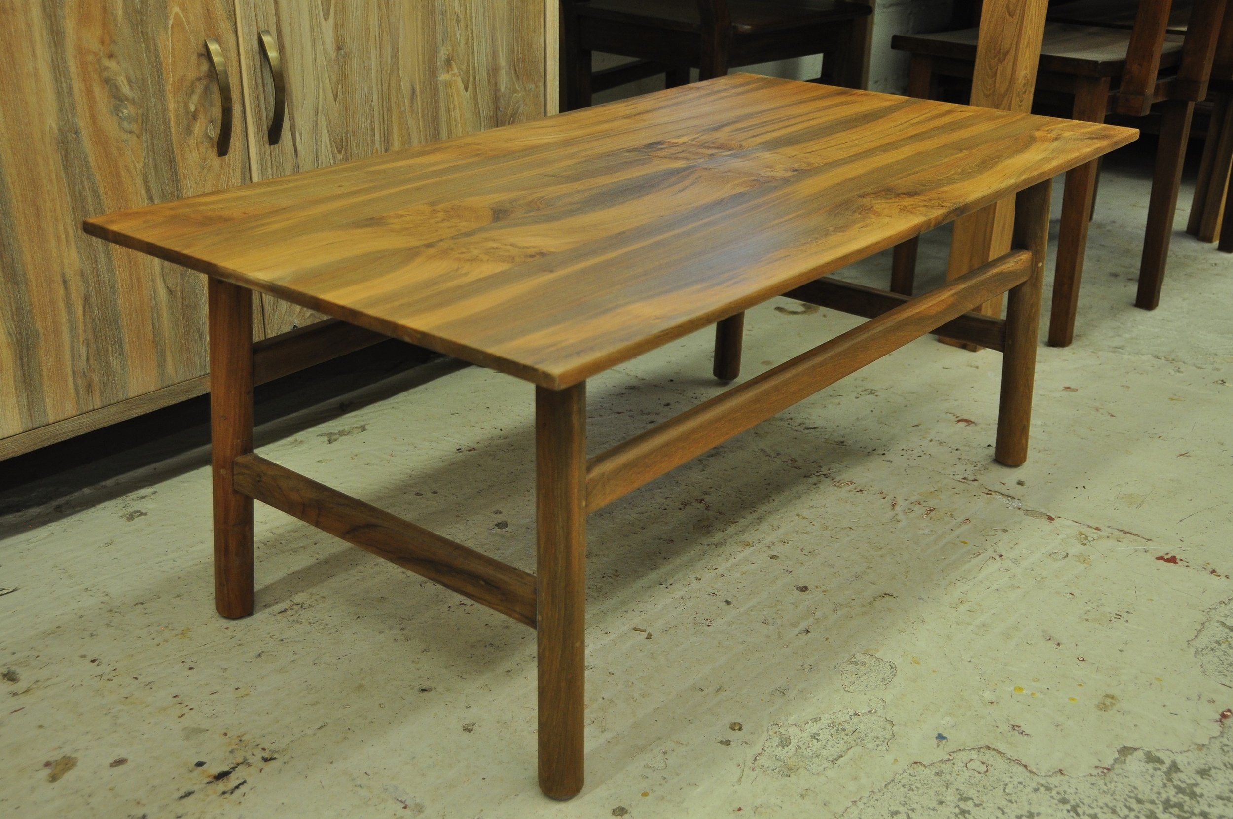 "Lurus Coffee Table  42""W x 23""D x 17""H  Price: $565"