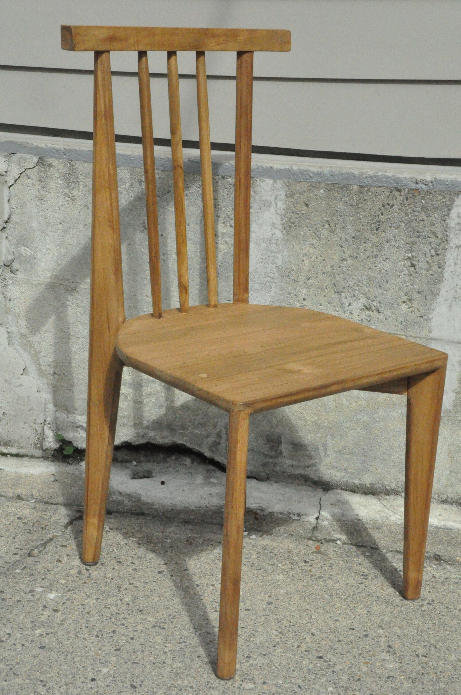 """Pohon Side Chair  19""""Wx19""""Dx37""""H  Price: $245"""