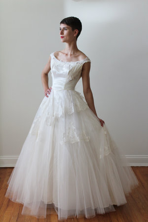 Wedding Gowns Miranda S Vintage Bridal