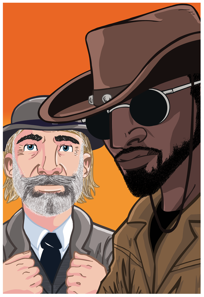 Django and the good Doctor