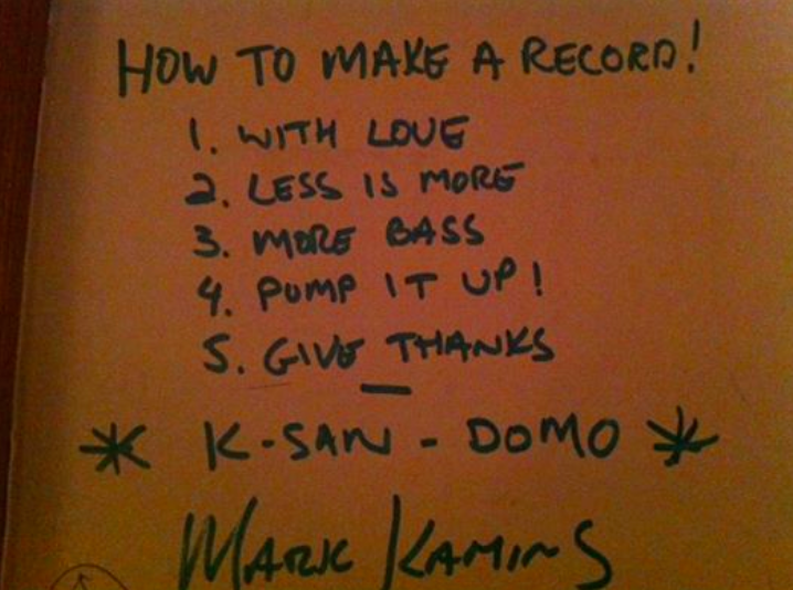 Mark Kamins. Courtesy of Koutarou Adachi