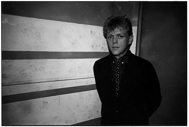 Jim Fouratt, 1981. Photo by Marc Librescu.