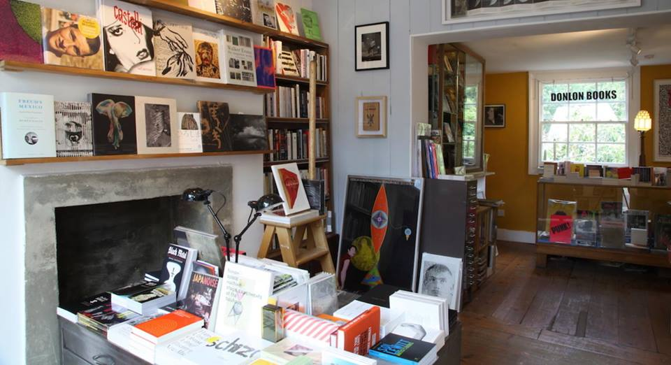 Donlon Books, as pictured by i-D.