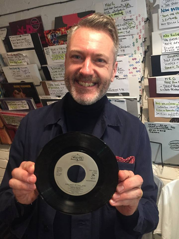 Frank Tope selected records at the Love Vinyl event and had us all buzzing.jpg