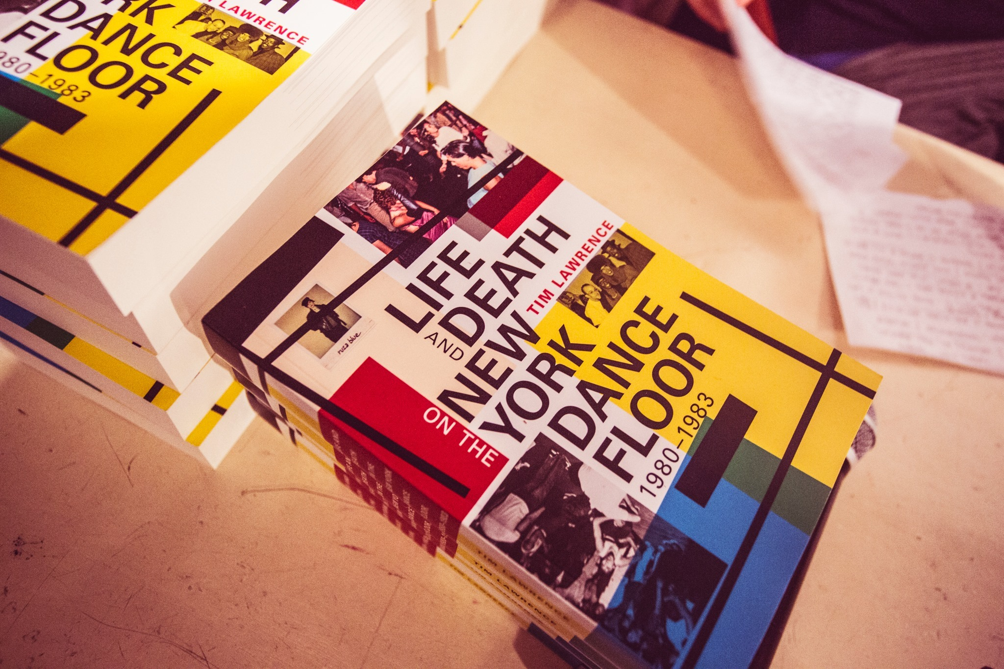 The book in Vilnius. Thanks to Marston for arranging such a speedy delivery. Photo by Tautvydas Stukas..jpg