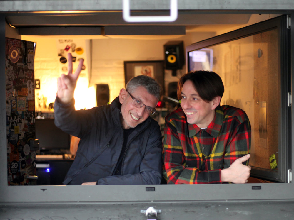NTS Radio, London: Ross Allen and I re-living our Gat Decor moment after the NTS Foundations show. You can listen back  here .