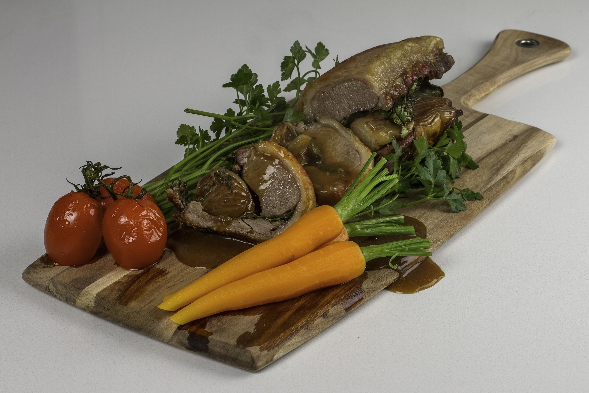 Roast with Gravy. ISO 100, Shutter 1/160, Aperture f/11
