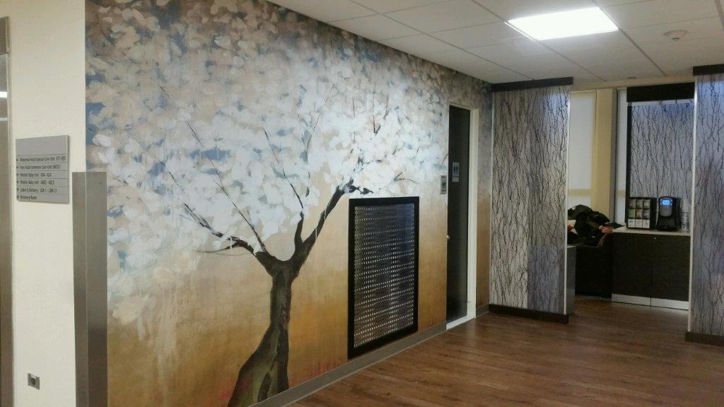 Giclee Wall Mural
