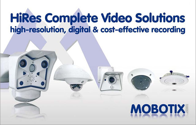 Hires Video Innovations   The German company MOBOTIX AG is known as the leading pioneer in network camera technology and its decentralized concept has made high-resolution video systems cost efficient.   Leading Innovator   MOBOTIX has been producing megapixel cameras exclusively for many years now and is regarded as the global market leader for high-resolution video systems.   The Decentralized MOBOTIX Concept   Unlike other systems, with the decentralized MOBOTIX concept, a high-speed computer and if necessary, digital long-term memory (MicroSD Card) is built into every camera, providing several days of recording time. The PC and the video control center now serve only for viewing and controlling the cameras (PTZ), not for analysis or recording. This makes it unnecessary to purchase expensive video management software, as the most important and computer-intensive functions are already integrated in the MOBOTIX cameras.   Robust And Low-Maintenance   MOBOTIX cameras do not require any lens or positioning motors. Without any moving parts, they are so robust that maintenance is reduced to a minimum. The unique temperature range from -30° to +60°C (-22° to +140°F) is achieved without heating or fan at only 3 watts power consumption. Since no PC hard disk is required for recording, there are no parts that wear out in the entire video system.