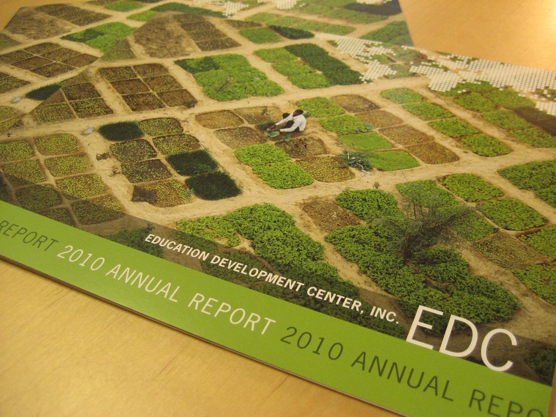 EDC Annual Report 2010