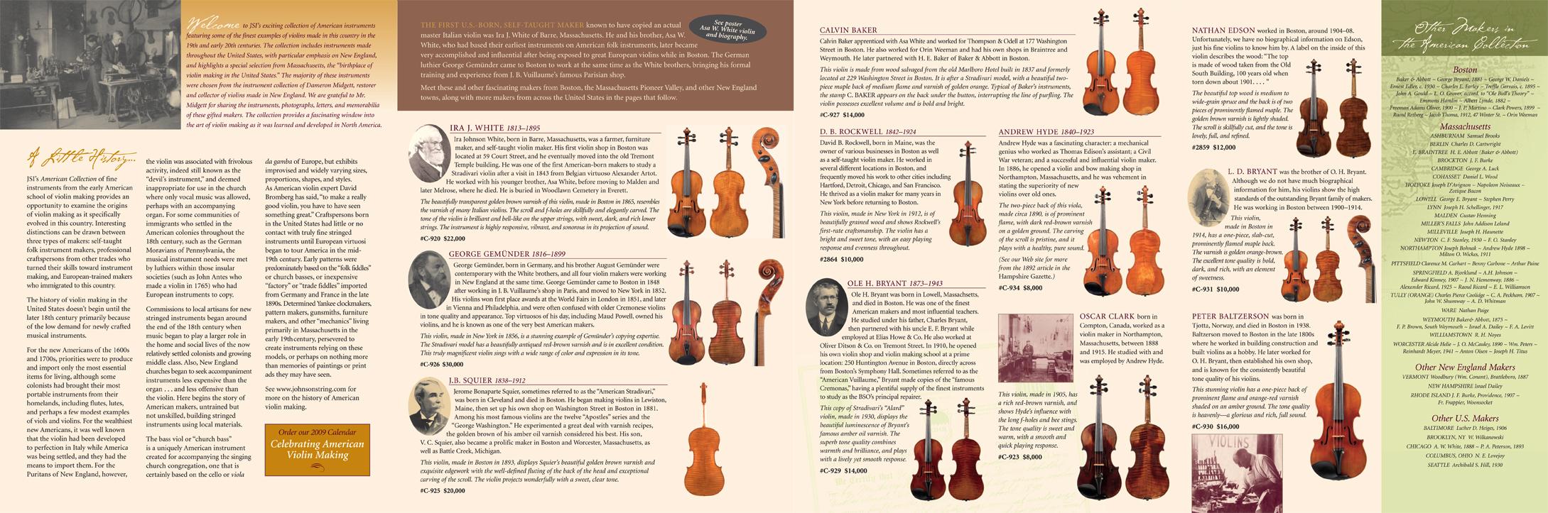 Johnson String Instrument