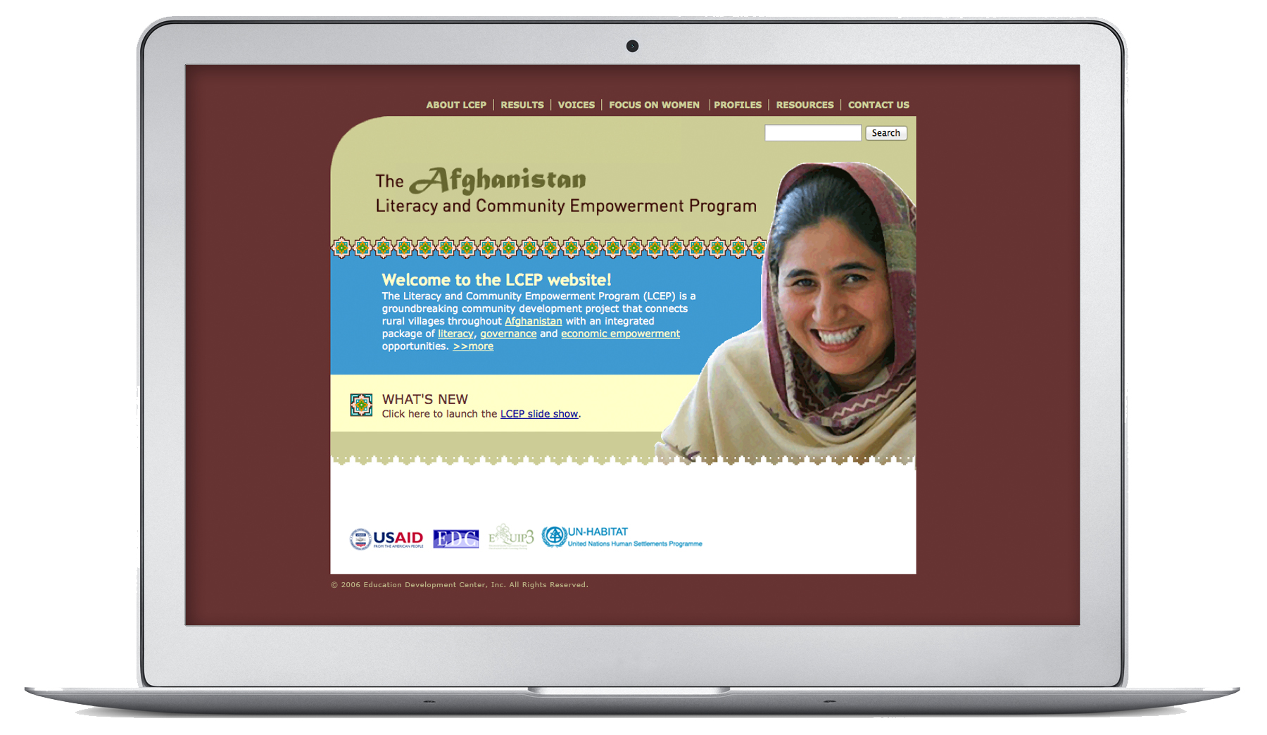 The Afghanistan Literacy and Community Empowerment Program