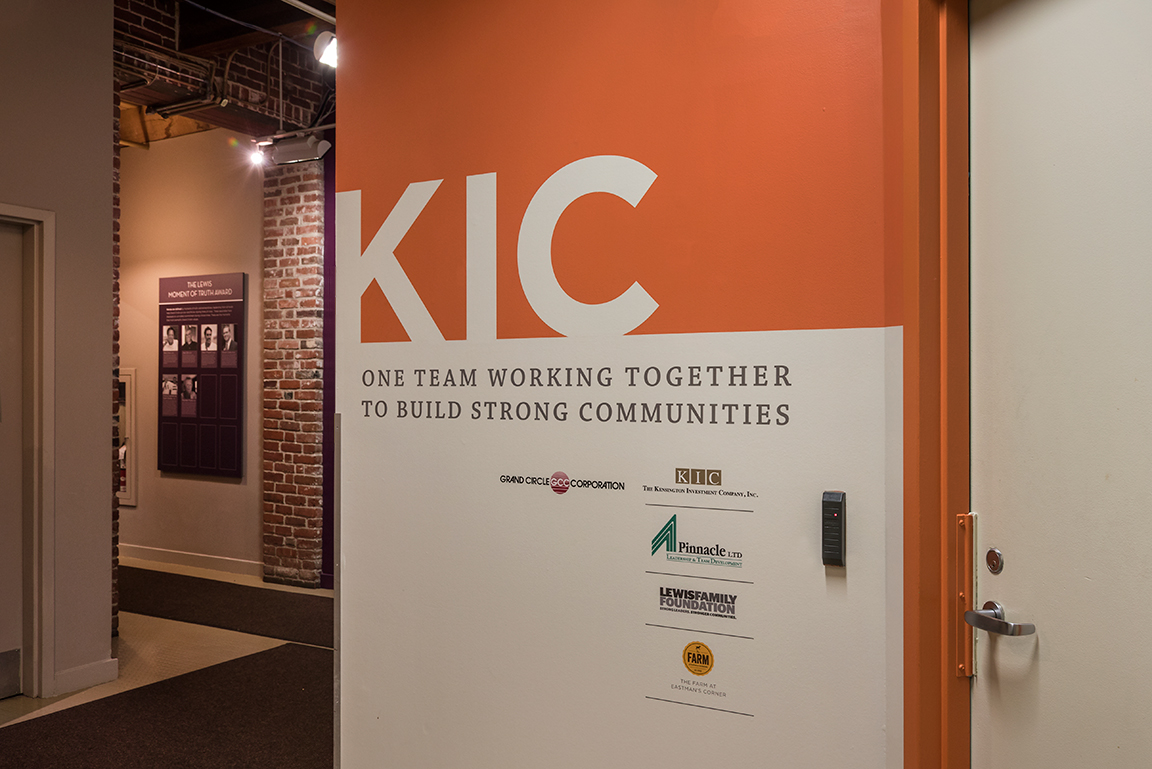 KIC Entrance