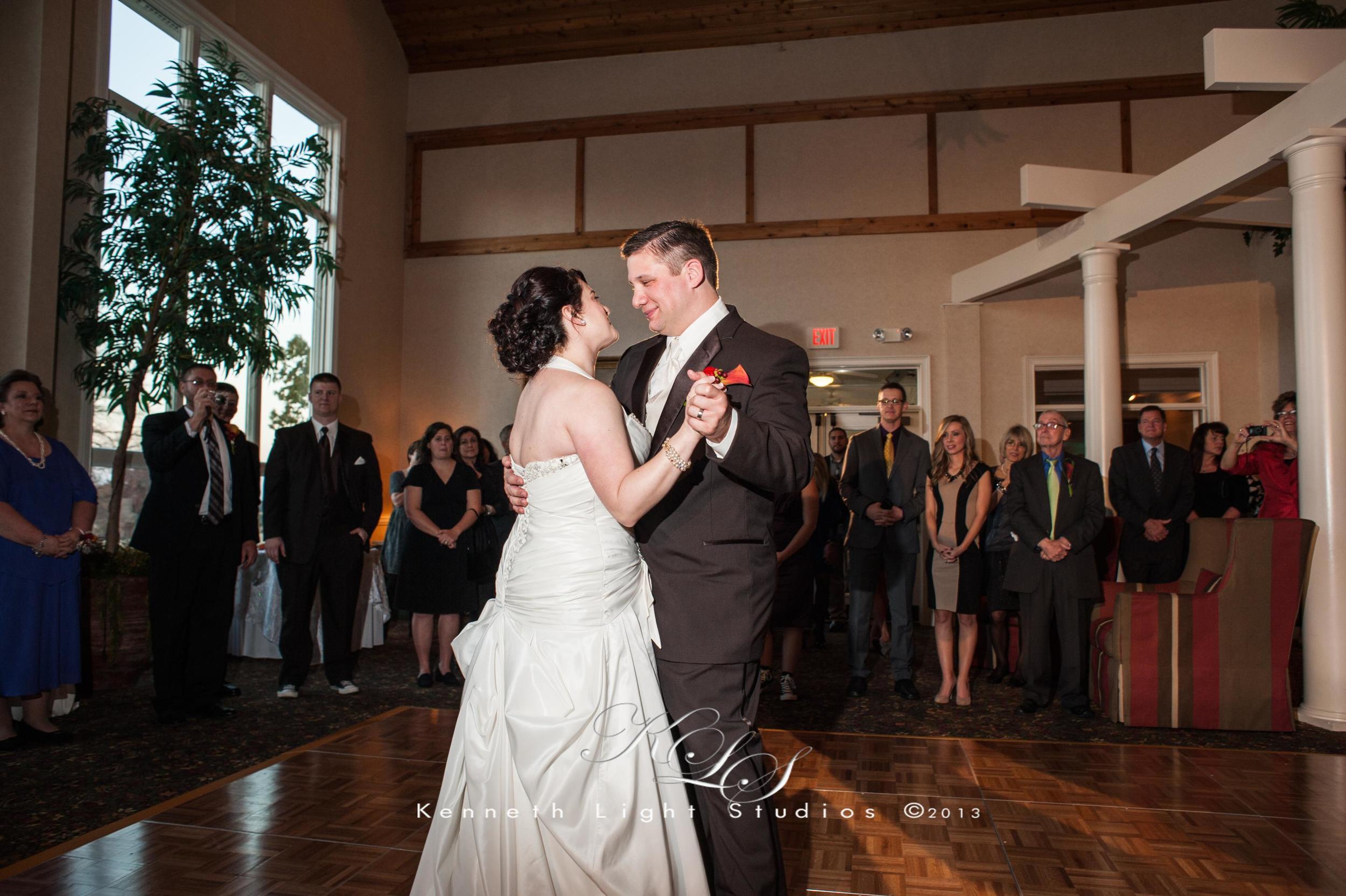 Katie & Troy's Wedding
