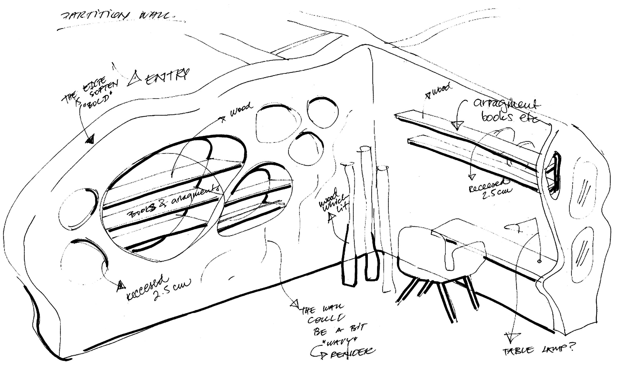 Interior Design by AndieSign