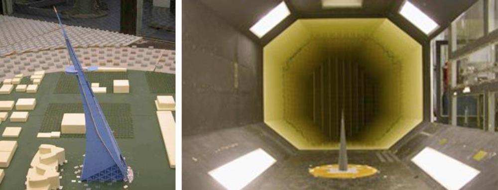 WKK Riyadh Tower Structure Wind Tunnel.jpg