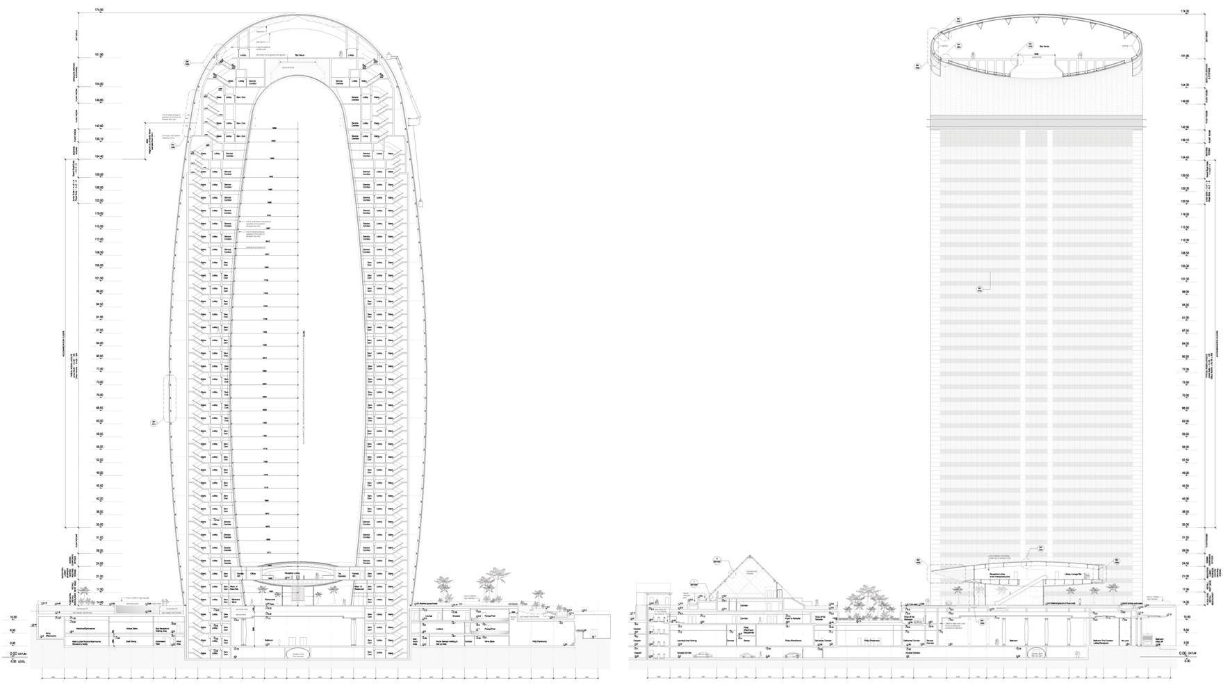 WKK Regatta Arch Hotel Jakarta 11.jpg