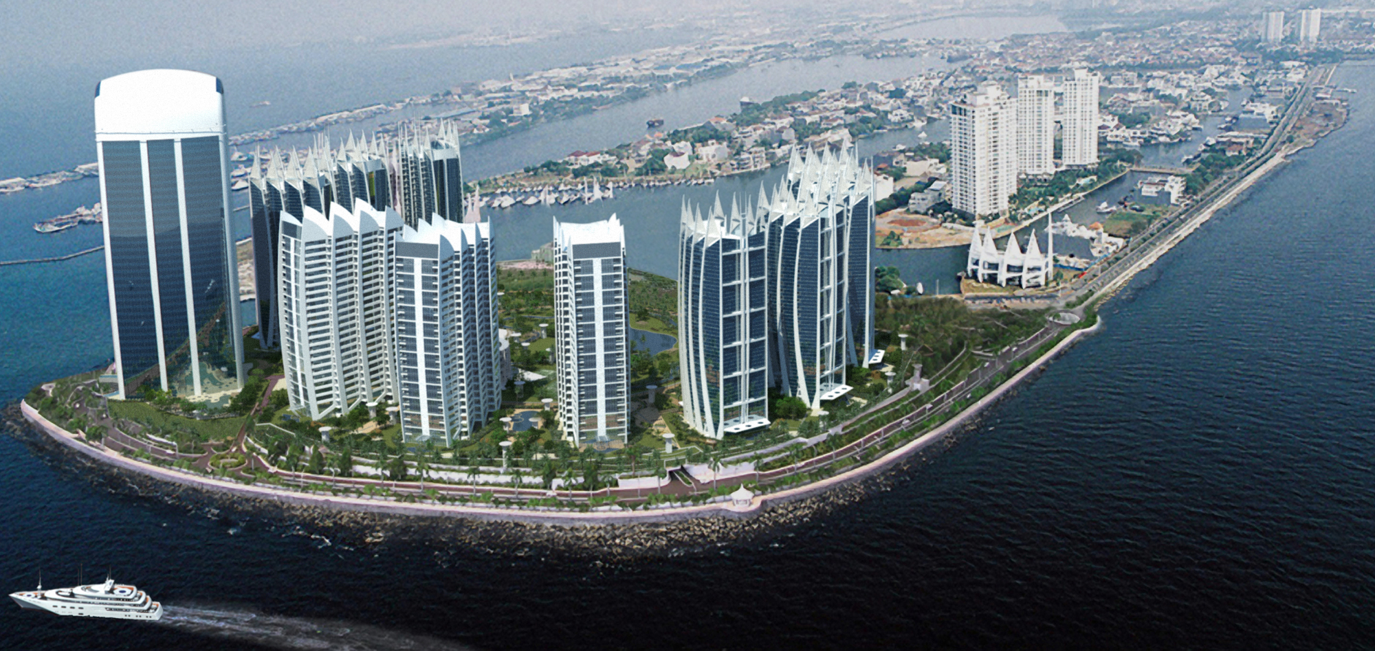 WKK Regatta Arch Hotel Jakarta 3a.jpg