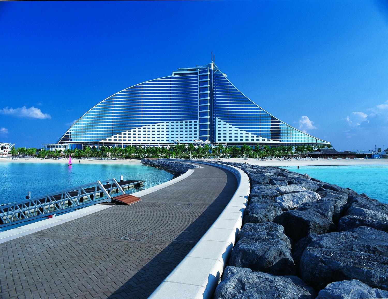 Jumeirah Beach Hotel Dubai Wkk
