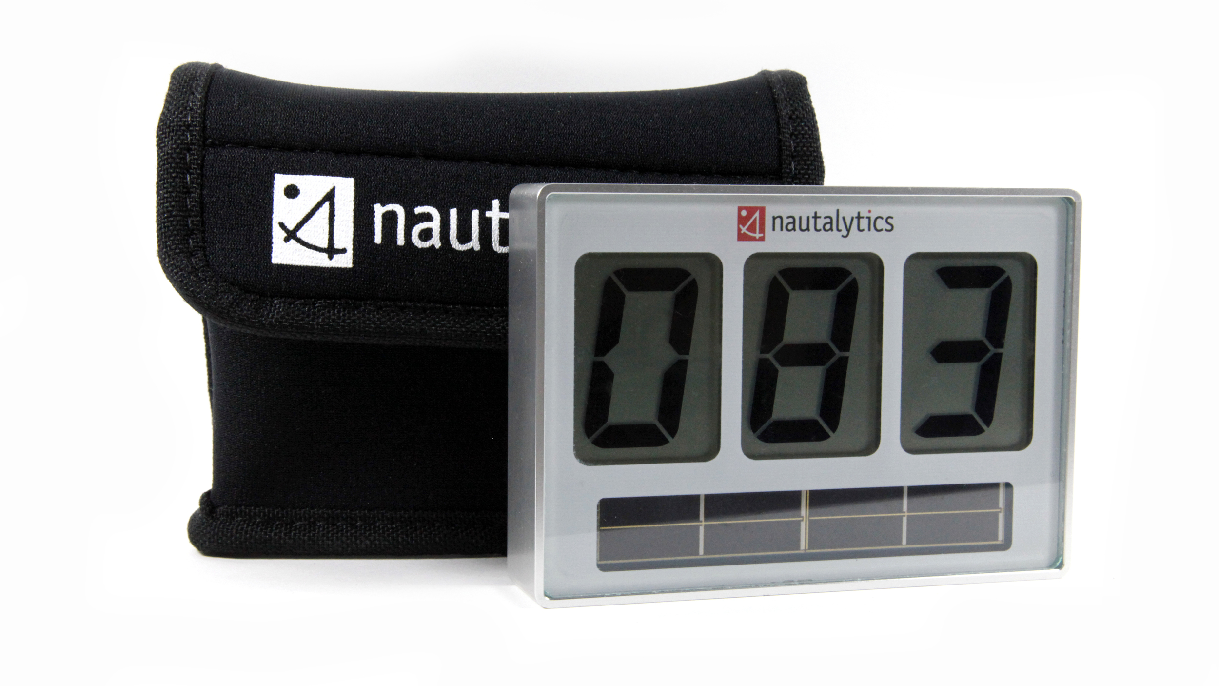 Nautalytics | alloy compass with case
