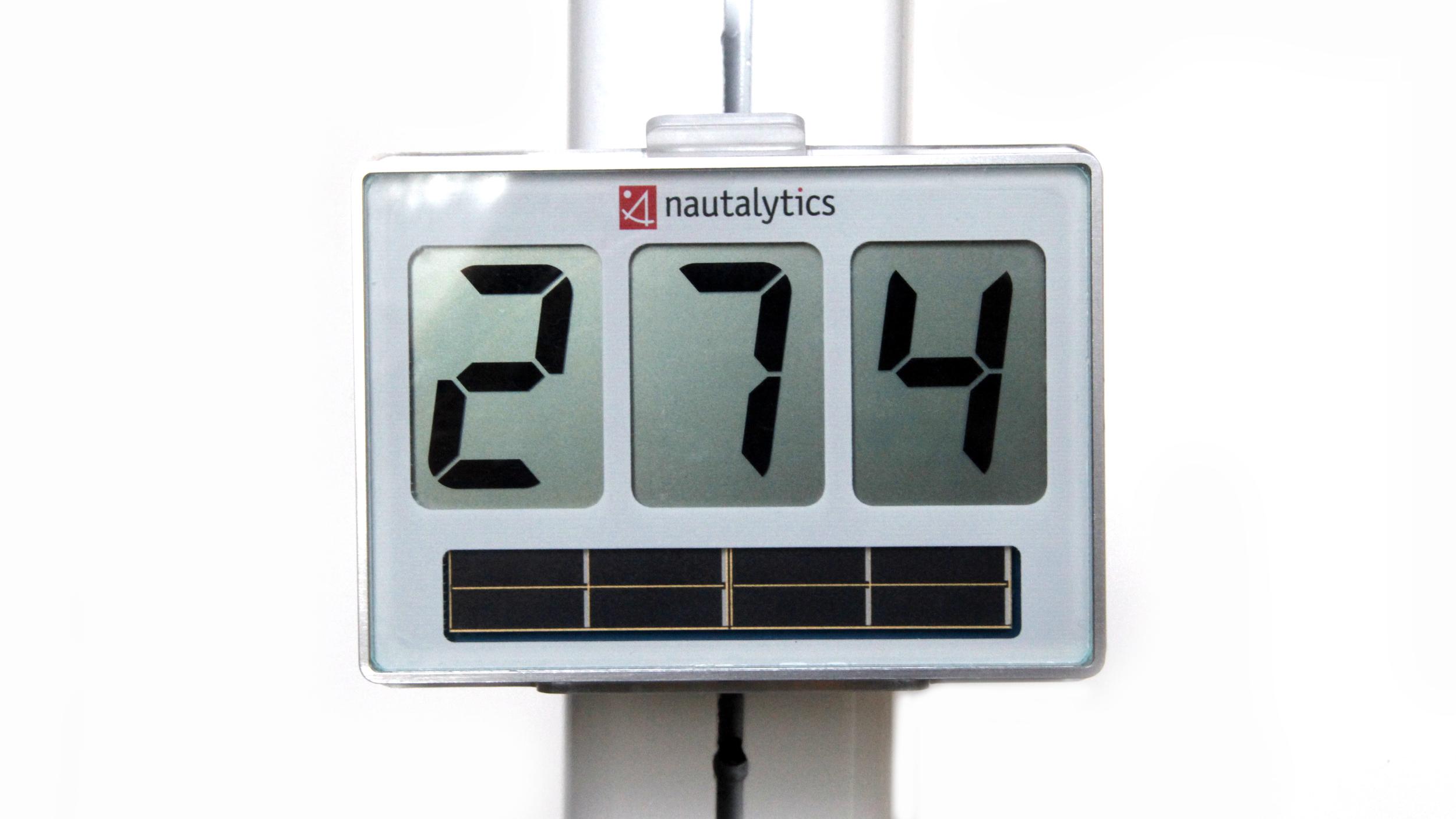 Nautalytics | alloy compass