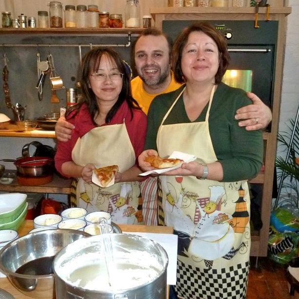 Come cook alla toscana with Massimo!