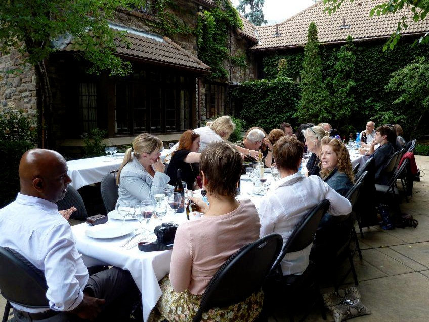 Al Fresco Supper Club at the Manor House on Bayview.