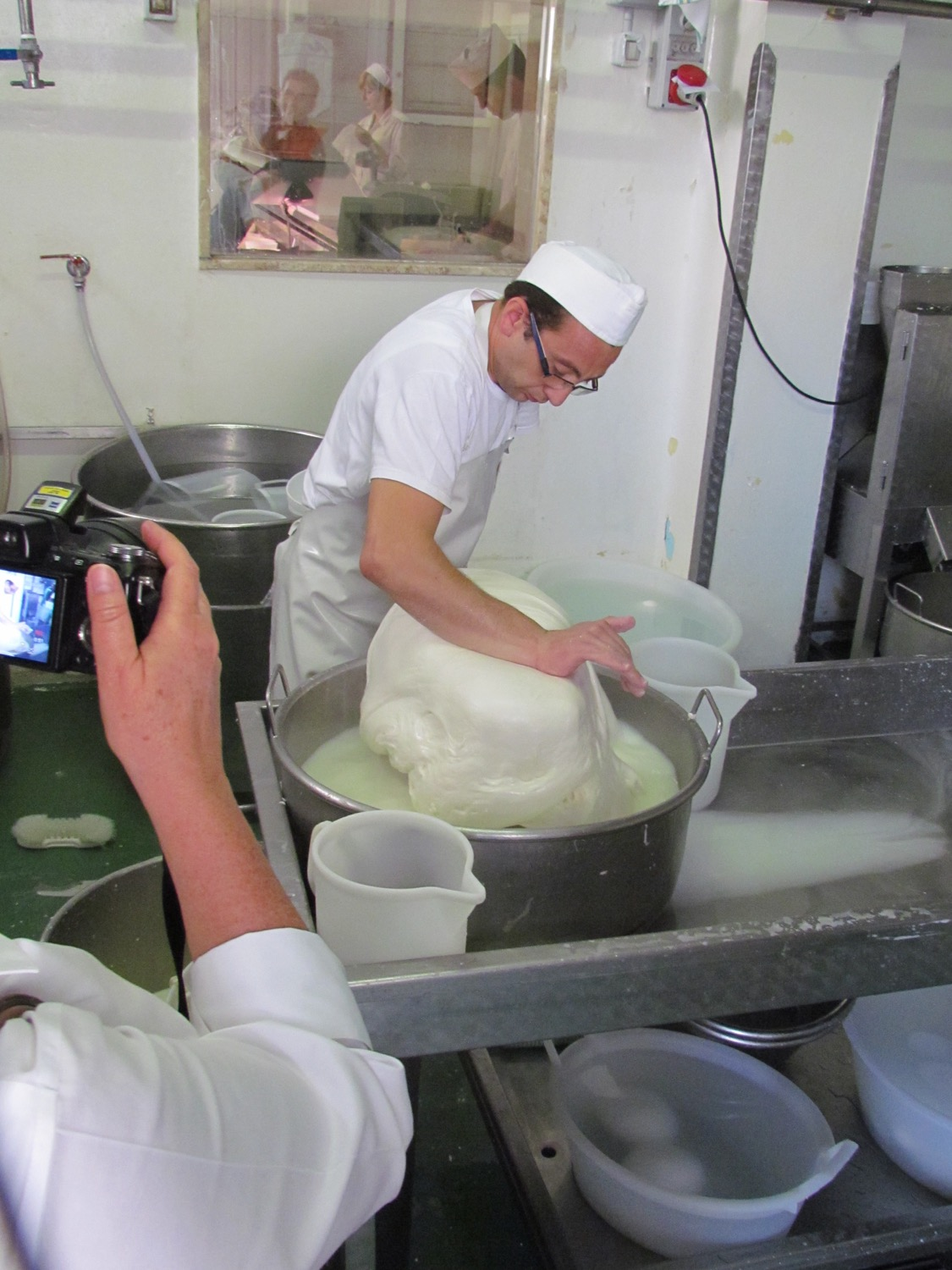 Making mozzarella .jpg