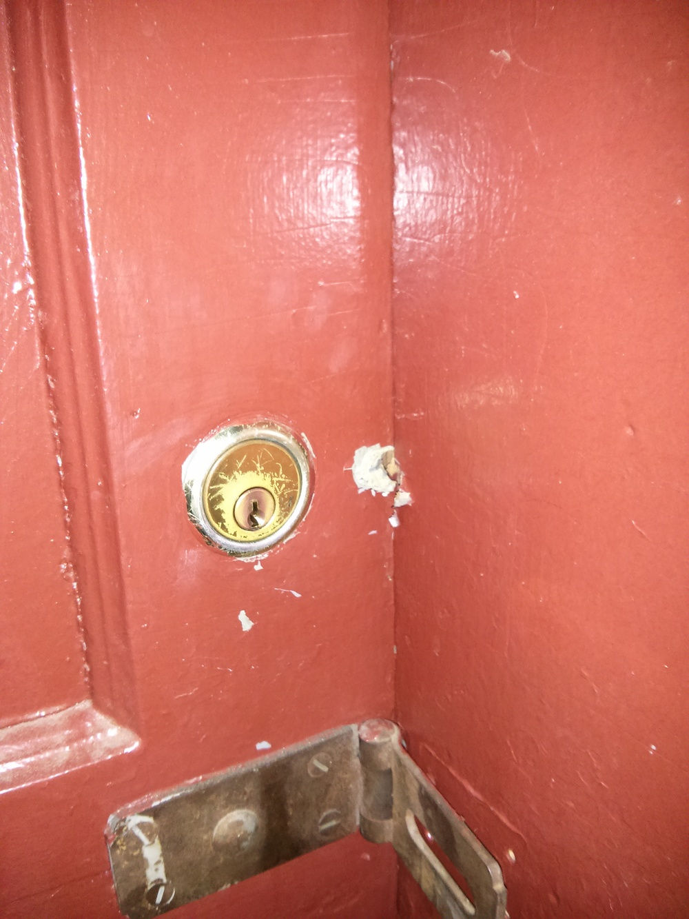 Before and After — Articles — PHS Locksmiths