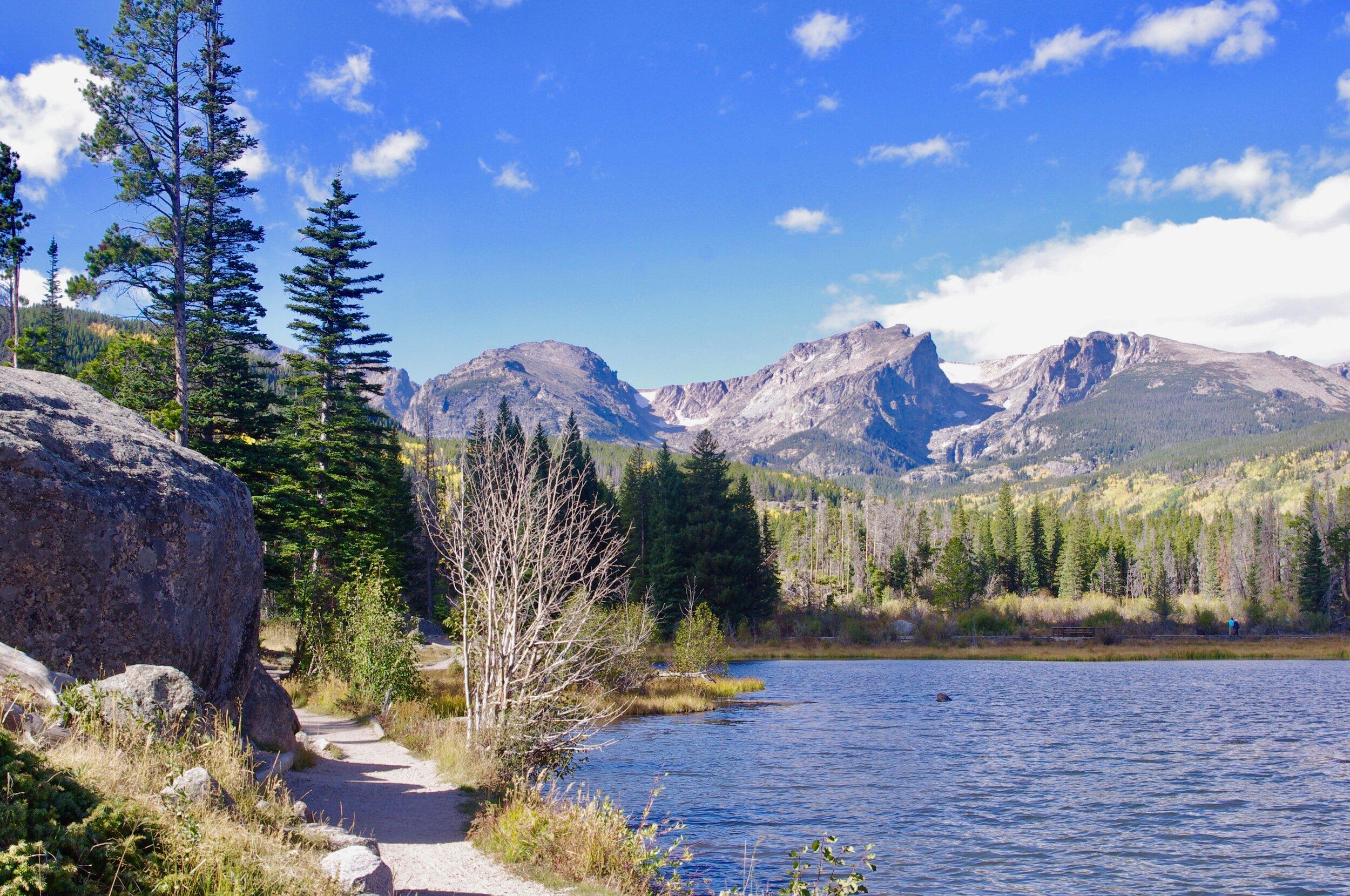 More Sprague Lake
